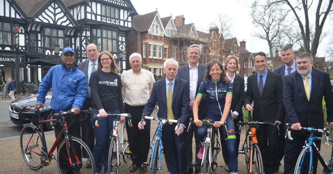 The Women's Tour is coming to Bedford Borough