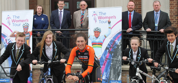 Tendring to become 13th province of Netherlands for Friends Life Women's Tour