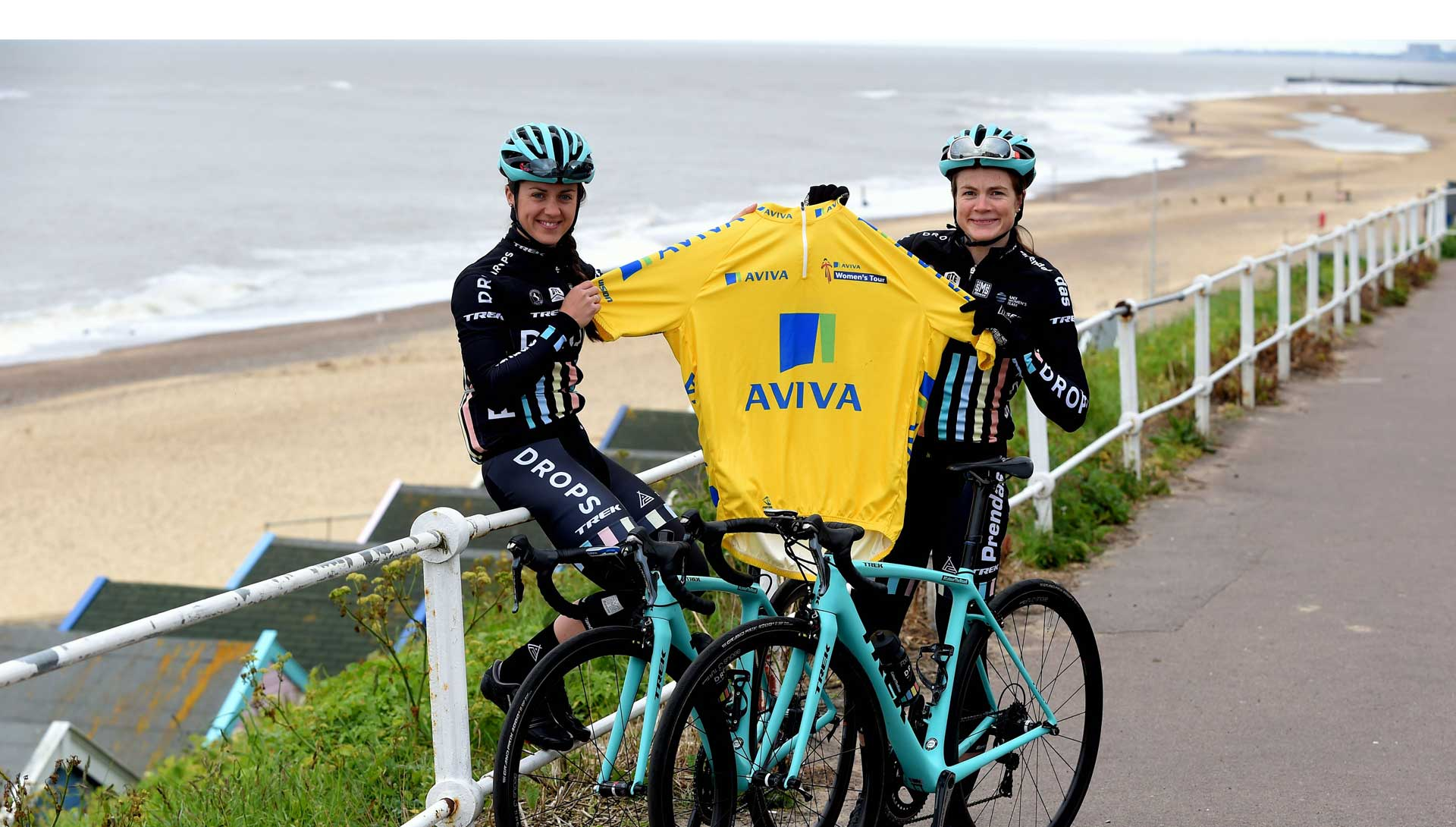 Suffolk set to welcome the Aviva Women's Tour for the third time this Summer