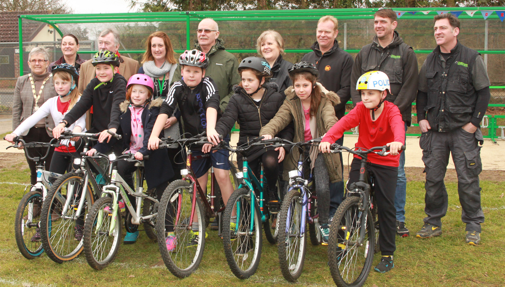Suffolk school launch 'Bike for Life' cycling project