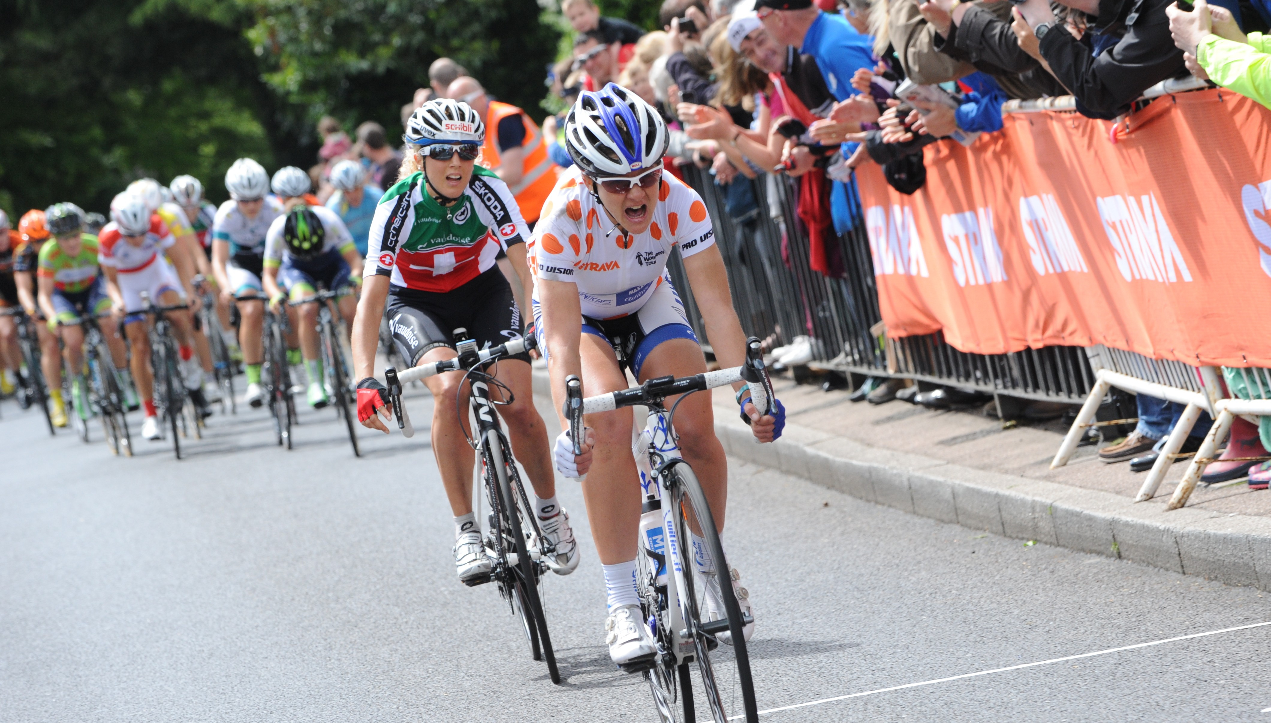 Strava Backs Friends Life Women's Tour For Second Year