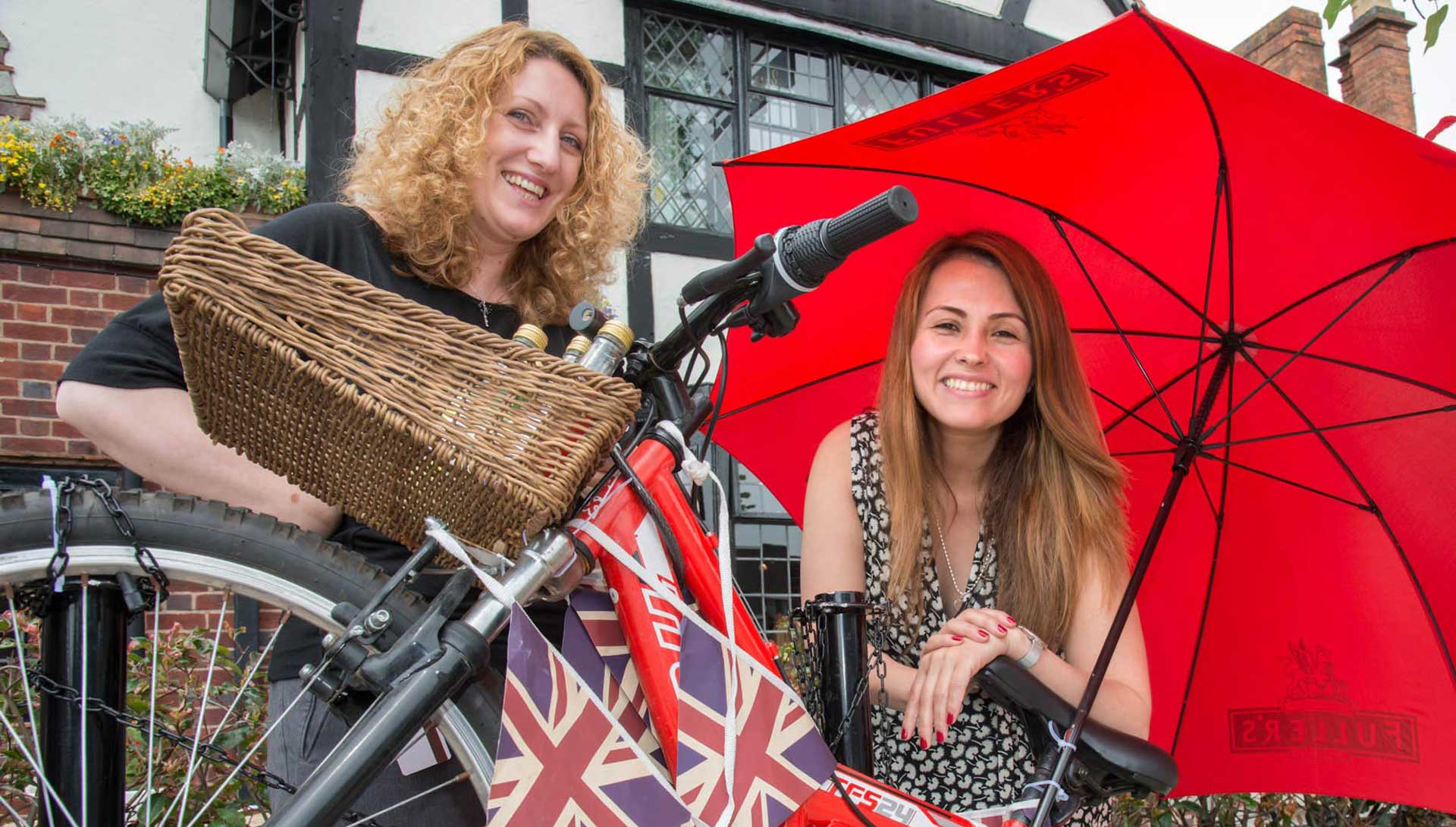 Stratford means business as it gets into gear to welcome the Aviva Women's Tour