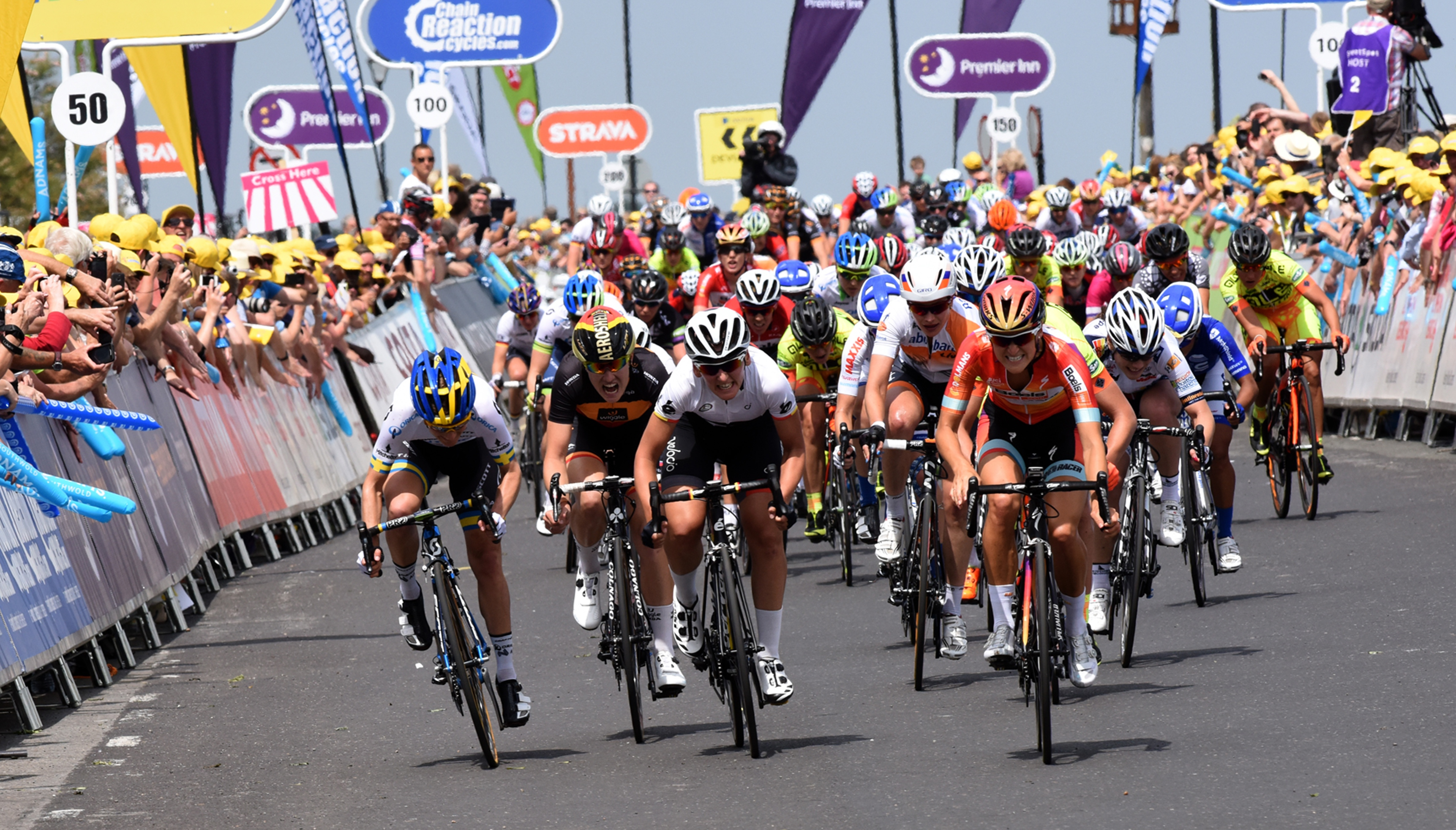 Stage One Aviva Women's Tour wrap-up