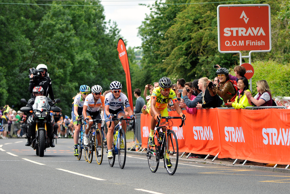Staffordshire Moorlands to welcome the Aviva Women's Tour