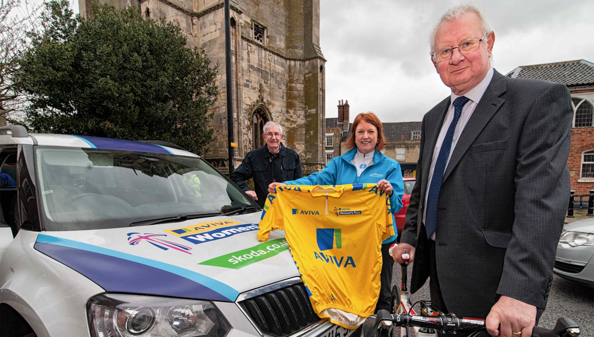 Sprints and Queen of the Mountains for Stage One announced in Beccles