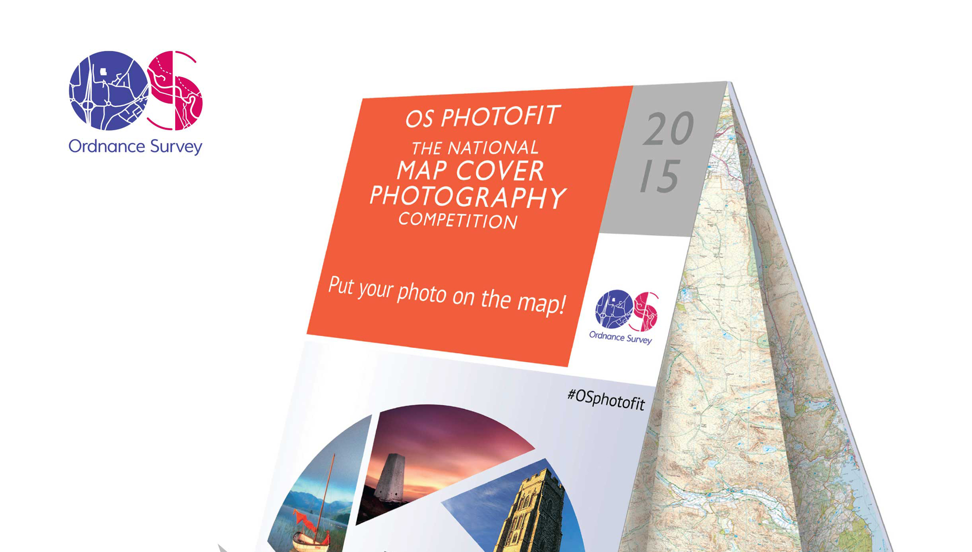 Put your photo on the map with Ordnance Survey