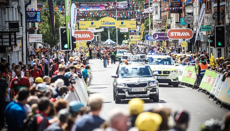 Provisional rider list updated for Aviva Women's Tour