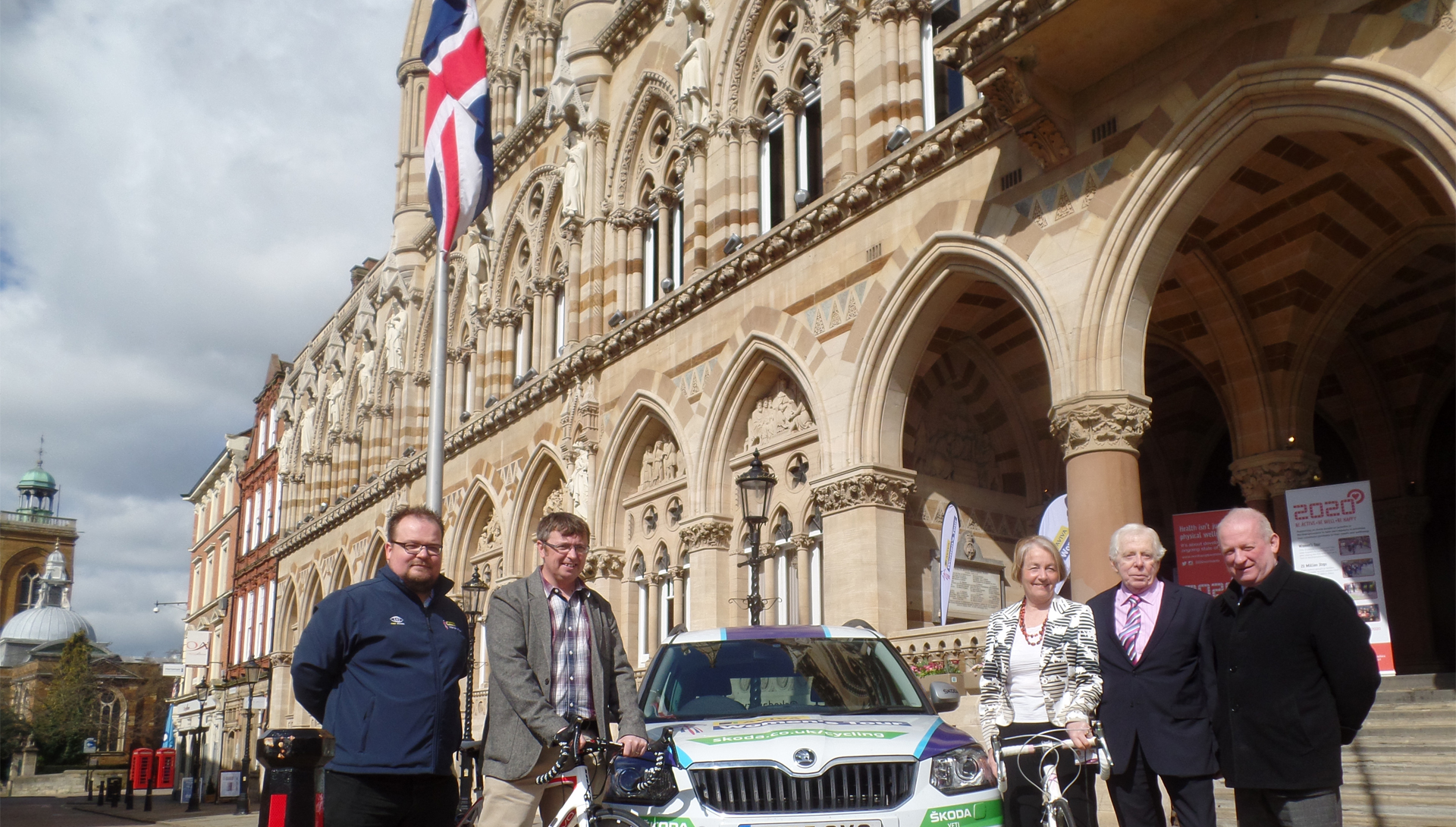 Northamptonshire's Aviva Women's Tour stage revealed