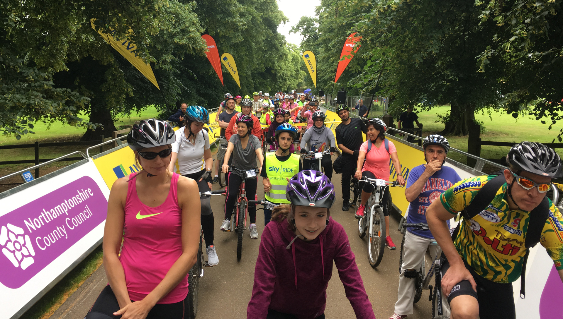 Northamptonshire to host Official Sportive of The Women's Tour in June 2017