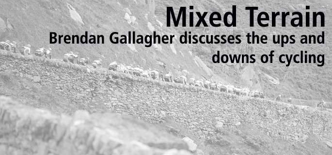 Mixed Terrain – a Tour de France rest day special from Brendan Gallagher