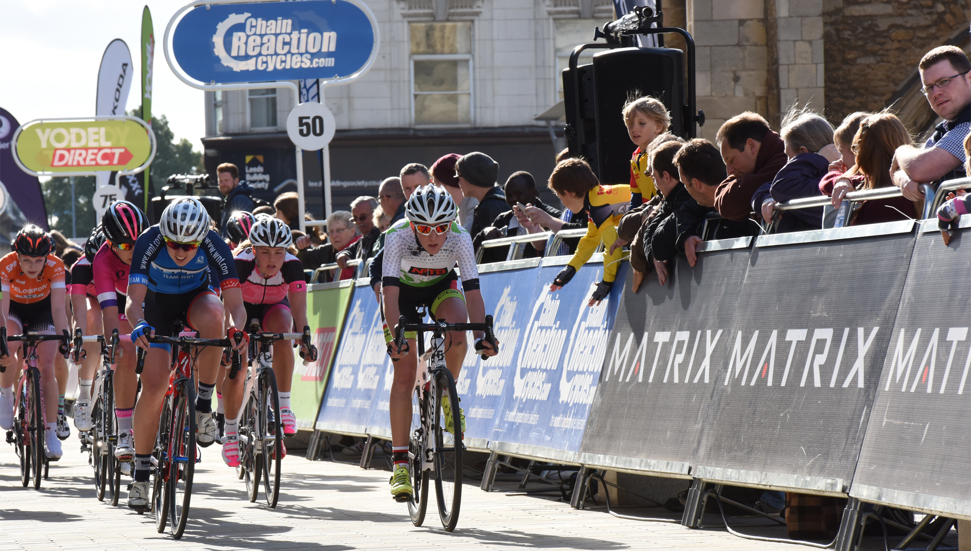 Matrix Fitness extends title sponsorship of leading women's cycling events