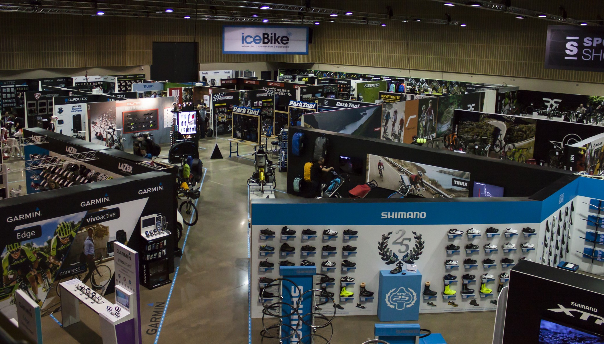 Major free-to-attend cycling exhibition opens its doors to the public