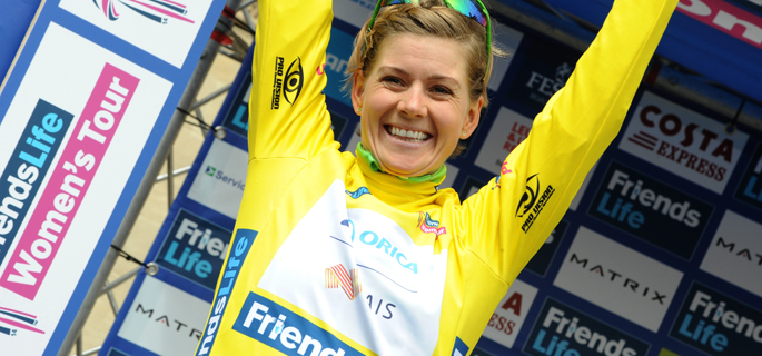 Looking back on the opening day of the Friends Life Women's Tour