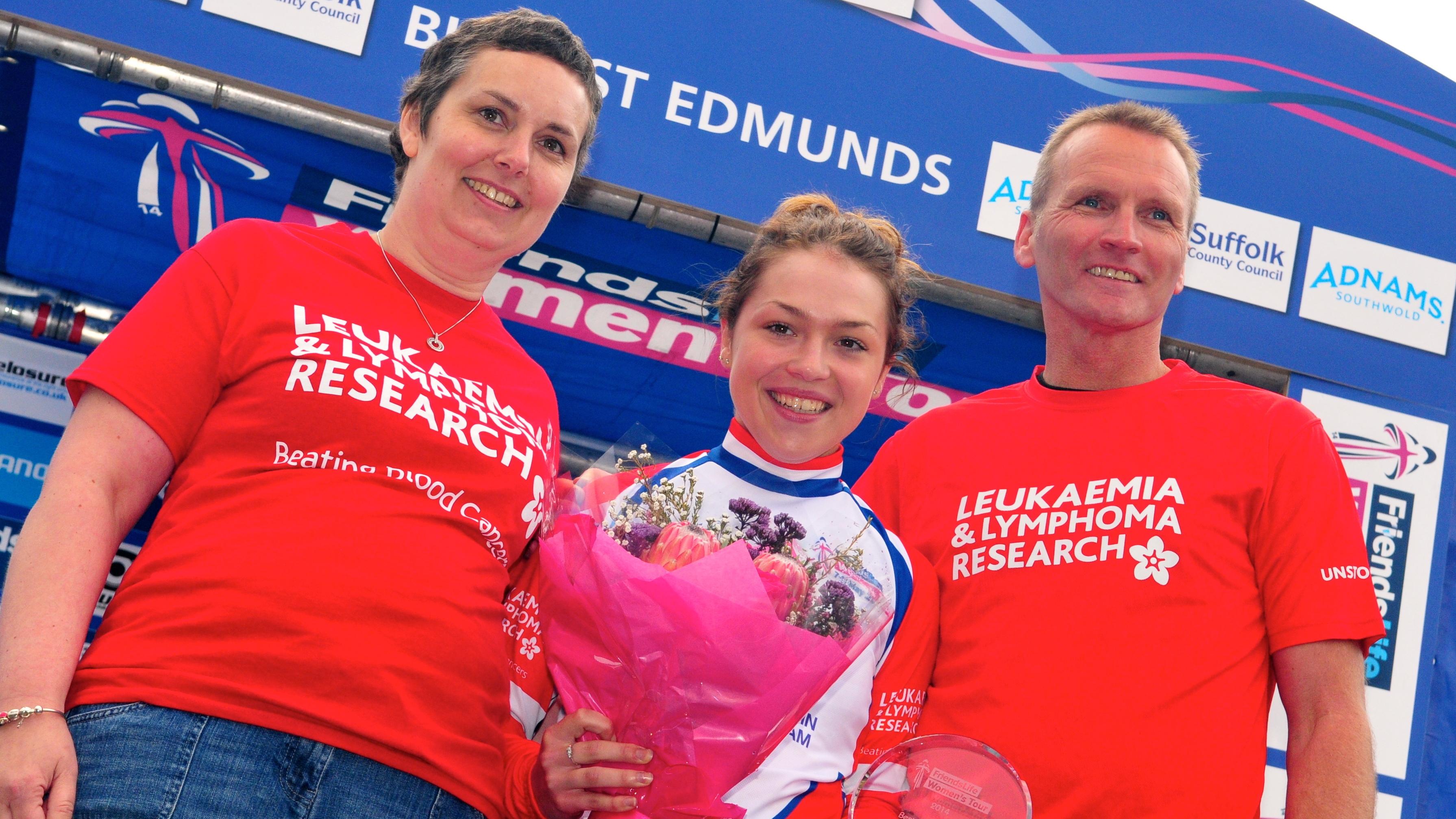 Leukaemia & Lymphoma Research announced as official charity partner