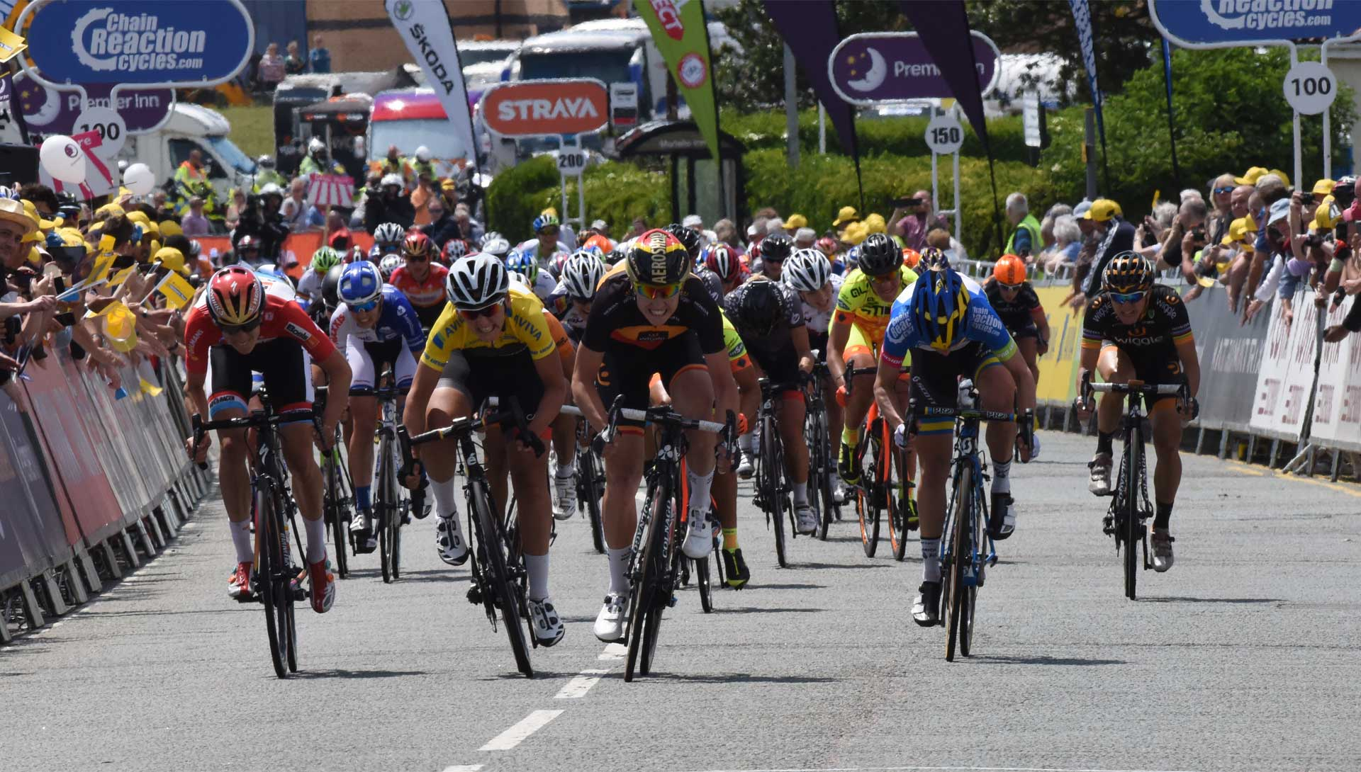 Johansson and D'hoore excited about return to the Aviva Women's Tour
