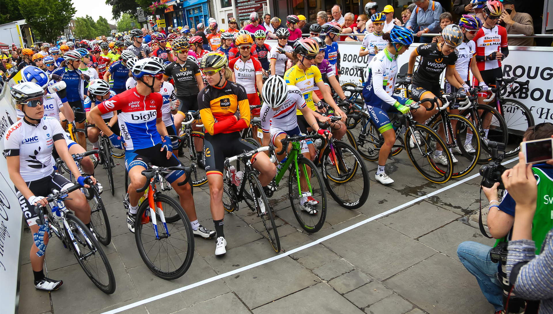 Introducing the 2016 UCI Women's WorldTour