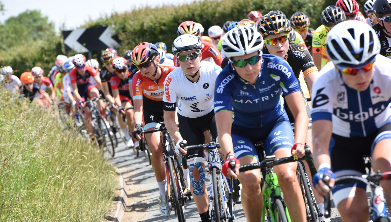 Interactive maps and full ETAs now available for all Aviva Women's Tour stages