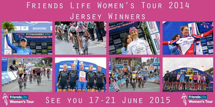Happy New Year from the Friends Life Women's Tour