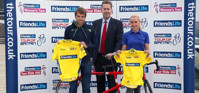 Friends Life unveils Tour of Britain sponsorship