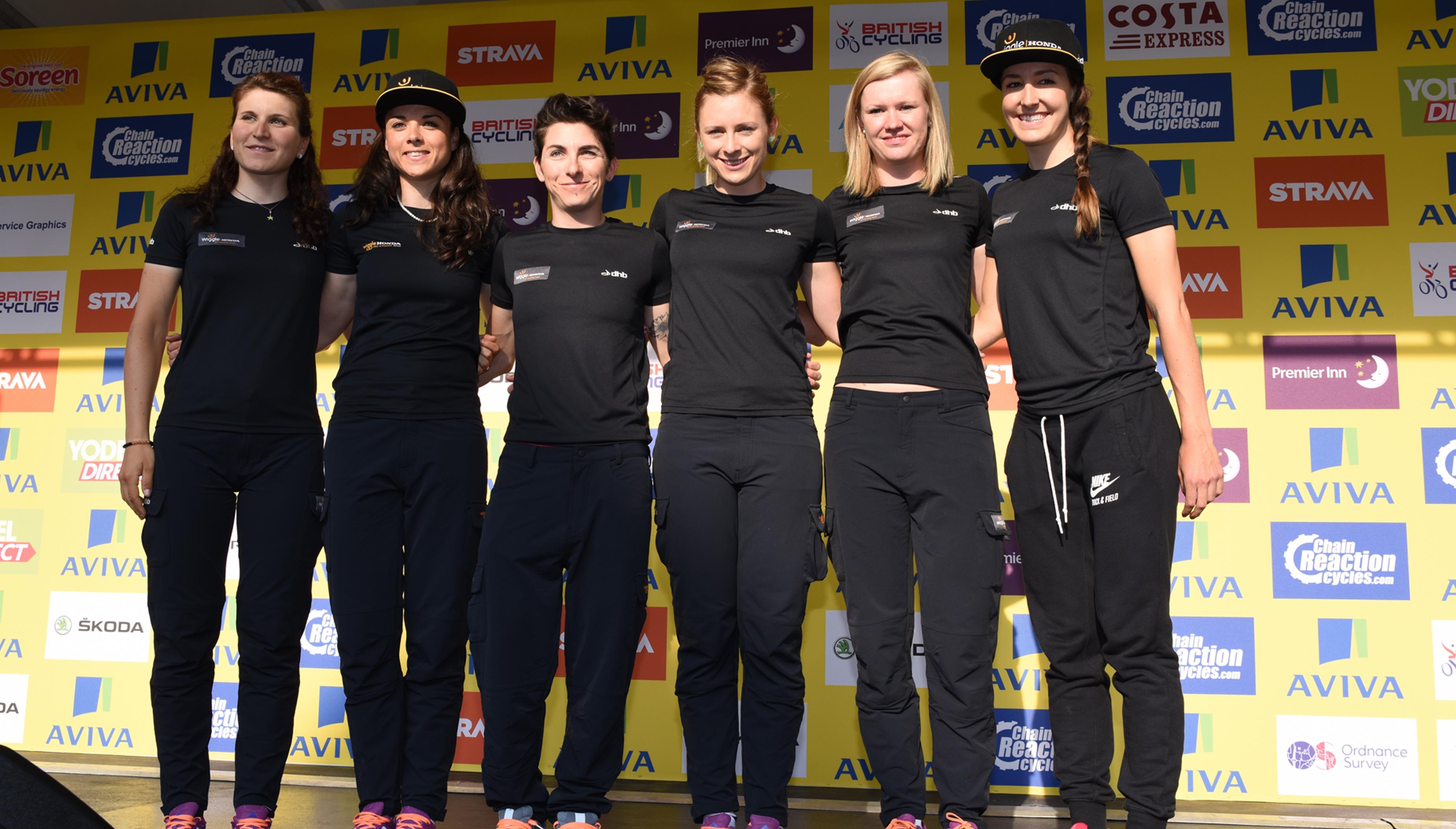 Final rider list for the Aviva Women's Tour confirmed