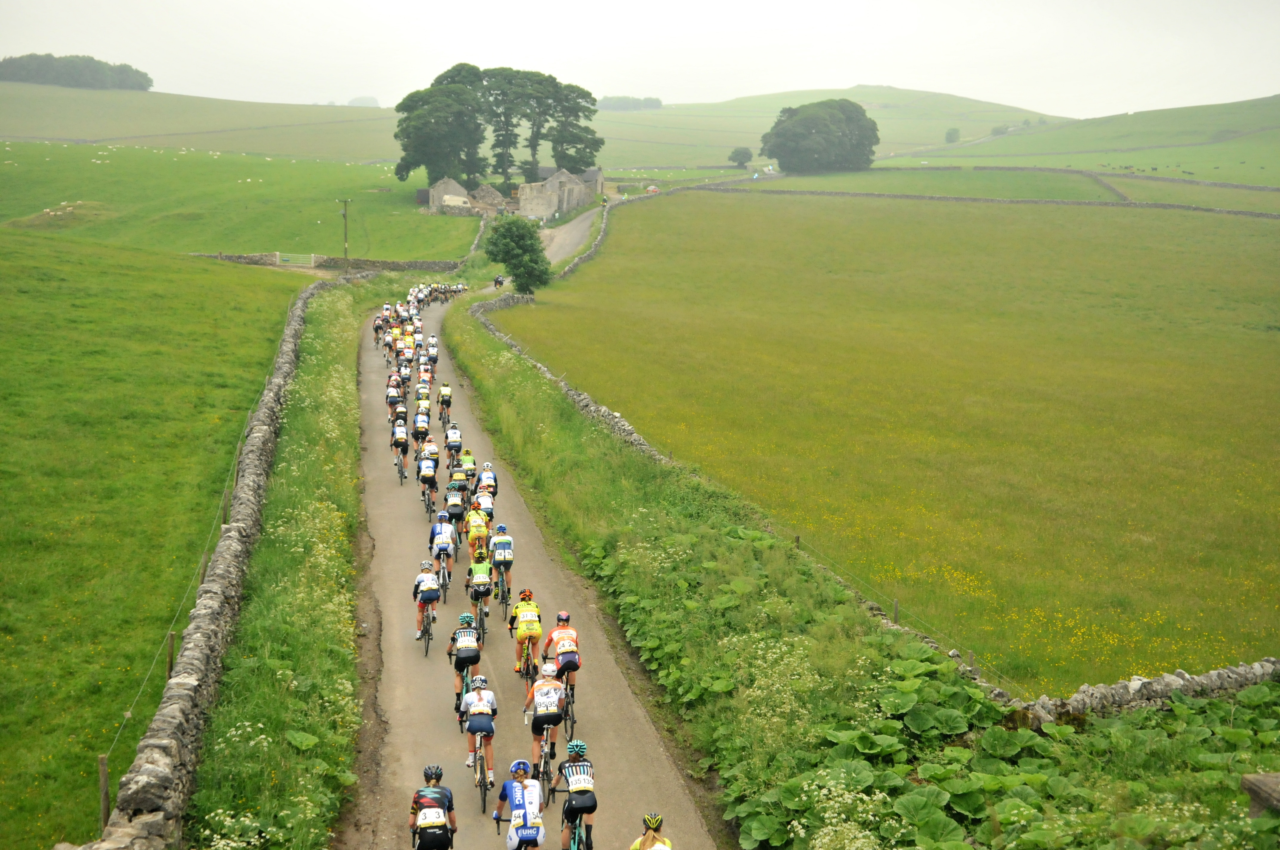 Derbyshire and Chesterfield to host penultimate stage of The Women's Tour this June
