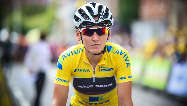 Defending champion Lisa Brennauer returns to the Aviva Women's Tour