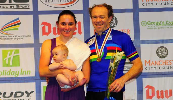 Dame Sarah Storey Interview with Brendan Gallagher
