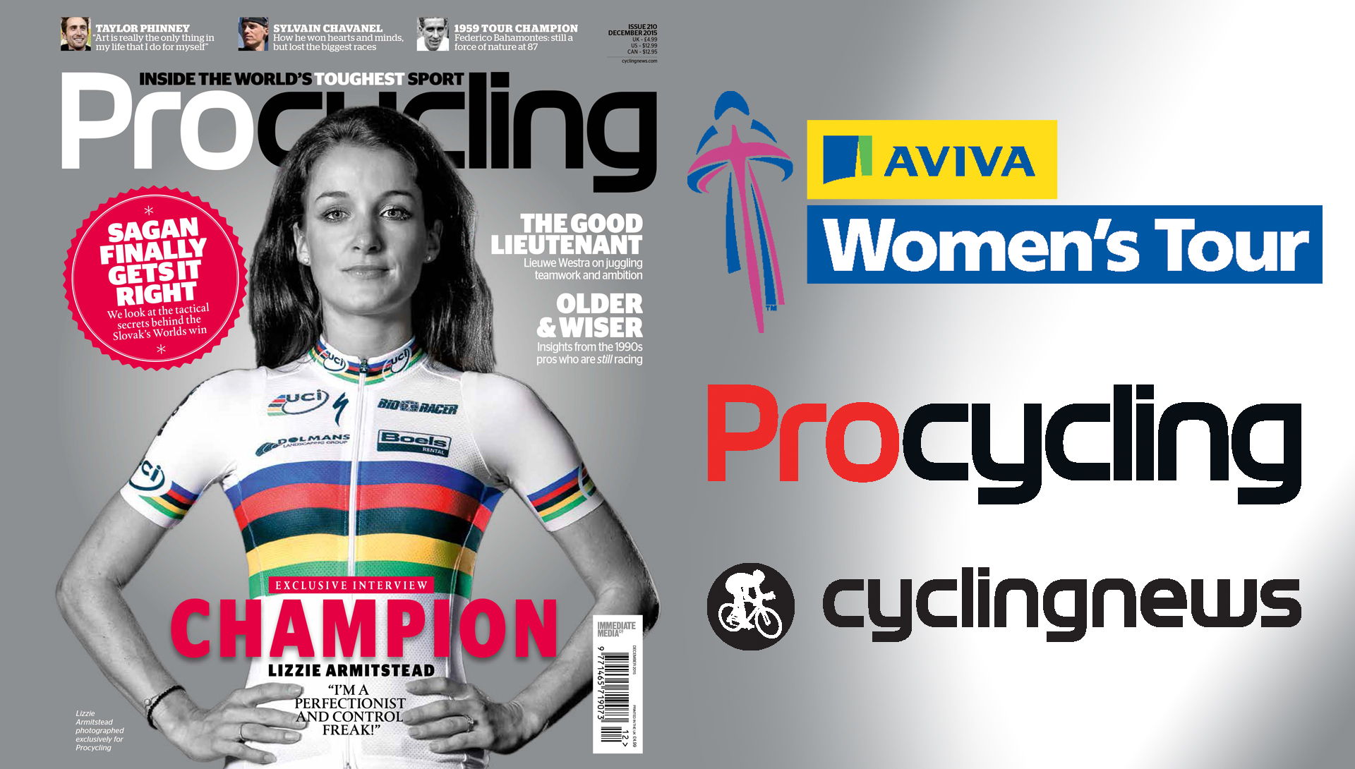 Cyclingnews.com and ProCycling become official partners of the Aviva Women's Tour