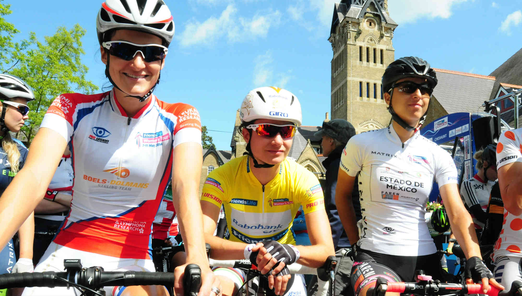 Broxbourne and Stevenage to host penultimate stage of Friends Life Women's Tour