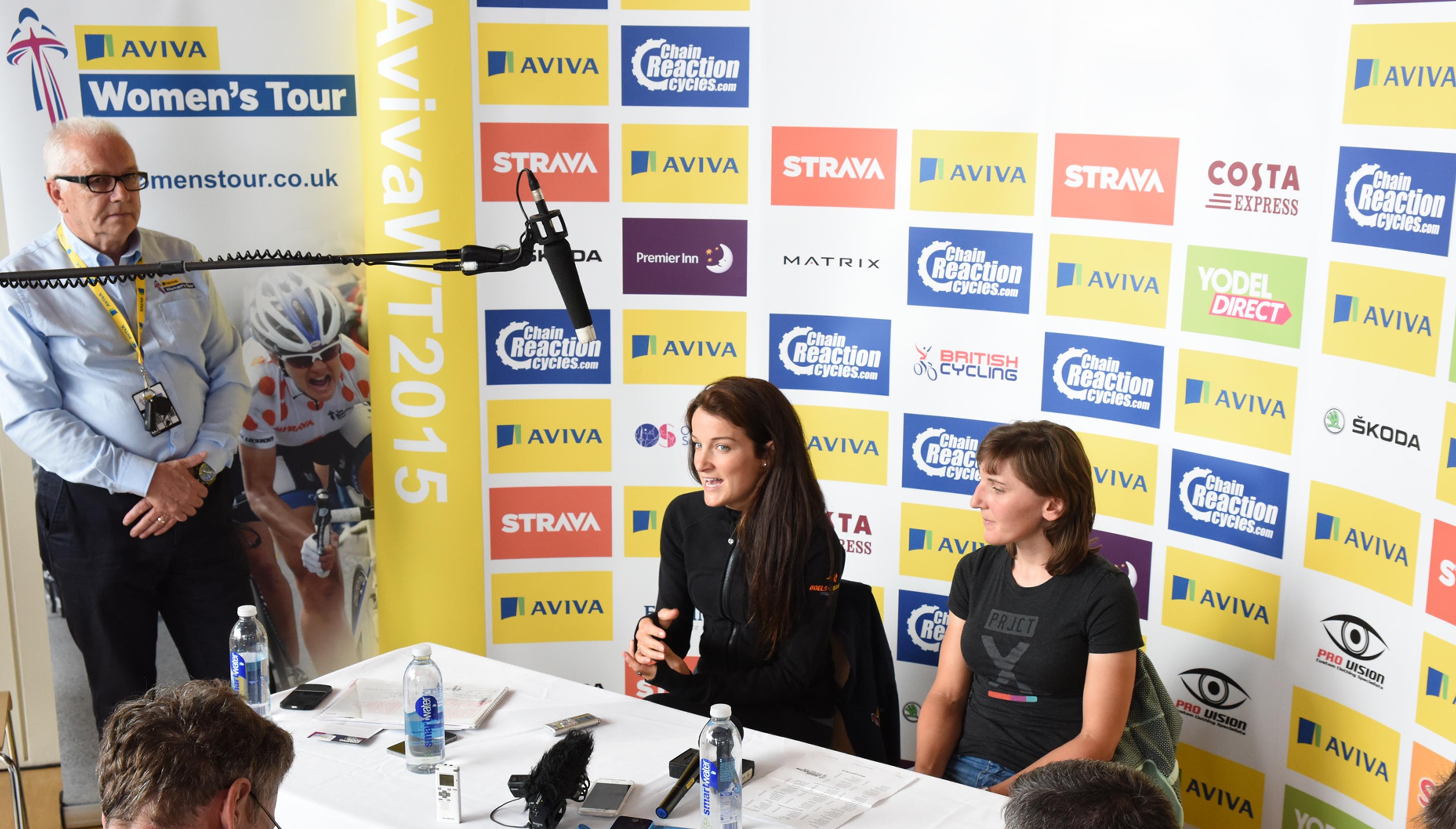 Aviva Women's Tour final preview