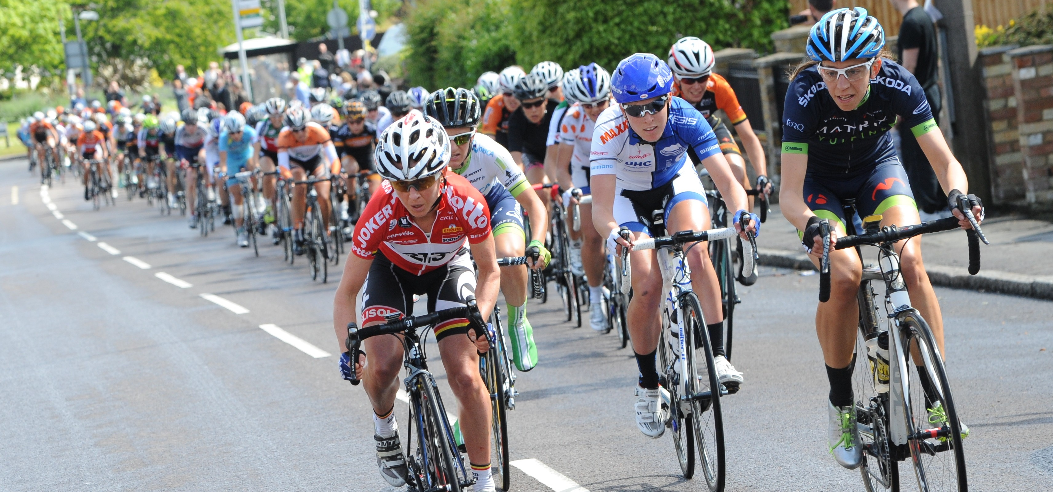 2015 women's race dates for your diary