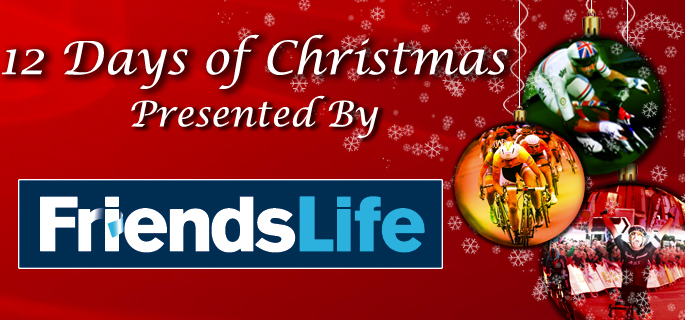 12 Days of Christmas – Day 8, Friends Life