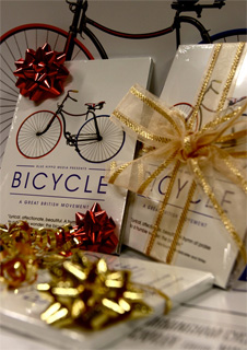 12 Days of Christmas – Day 6, BICYCLE