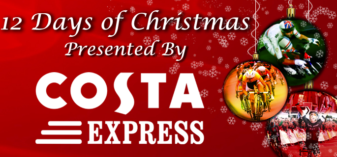 12 Days of Christmas – Day 11, Costa Express