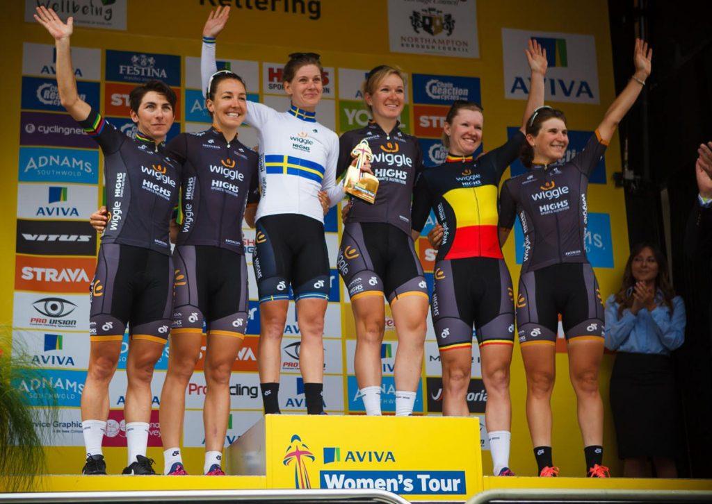 Women's Tour Teams