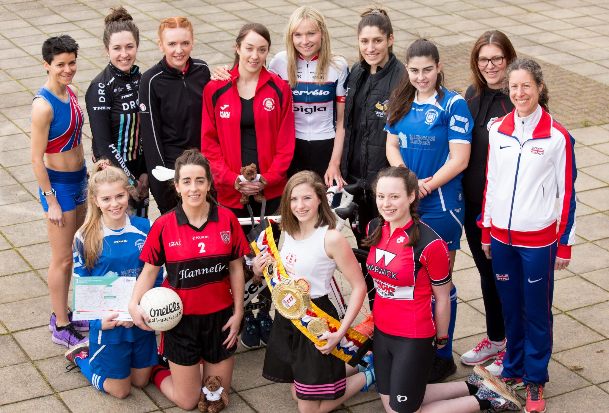 Women's Tour Warwickshire