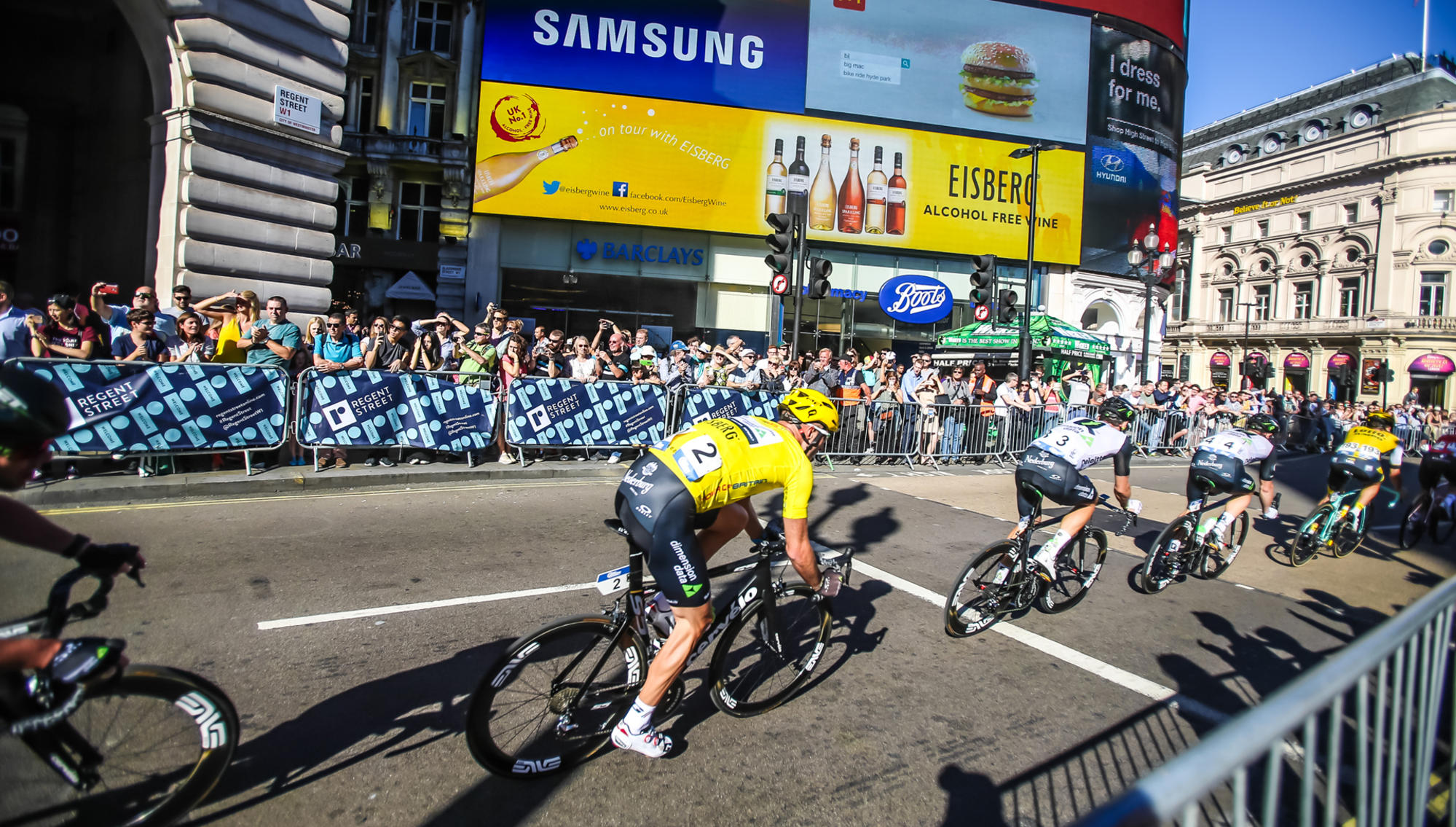 Eisberg extend involvement to The Women's Tour and The Tour Series