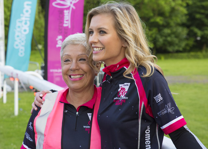 Why I'm riding the Pink Ribbon Tour