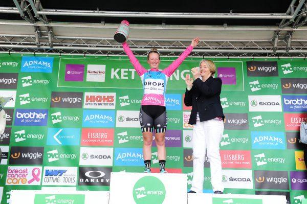 Alice Barnes Drops Adnams Best British Rider Kettering