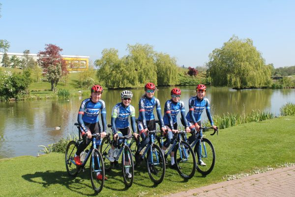 WNT media ride 3 Stoke JCB Staffordshire