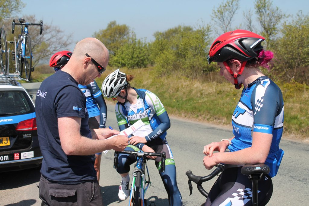 WNT media ride 2 Stoke Staffordshire Gun Hill