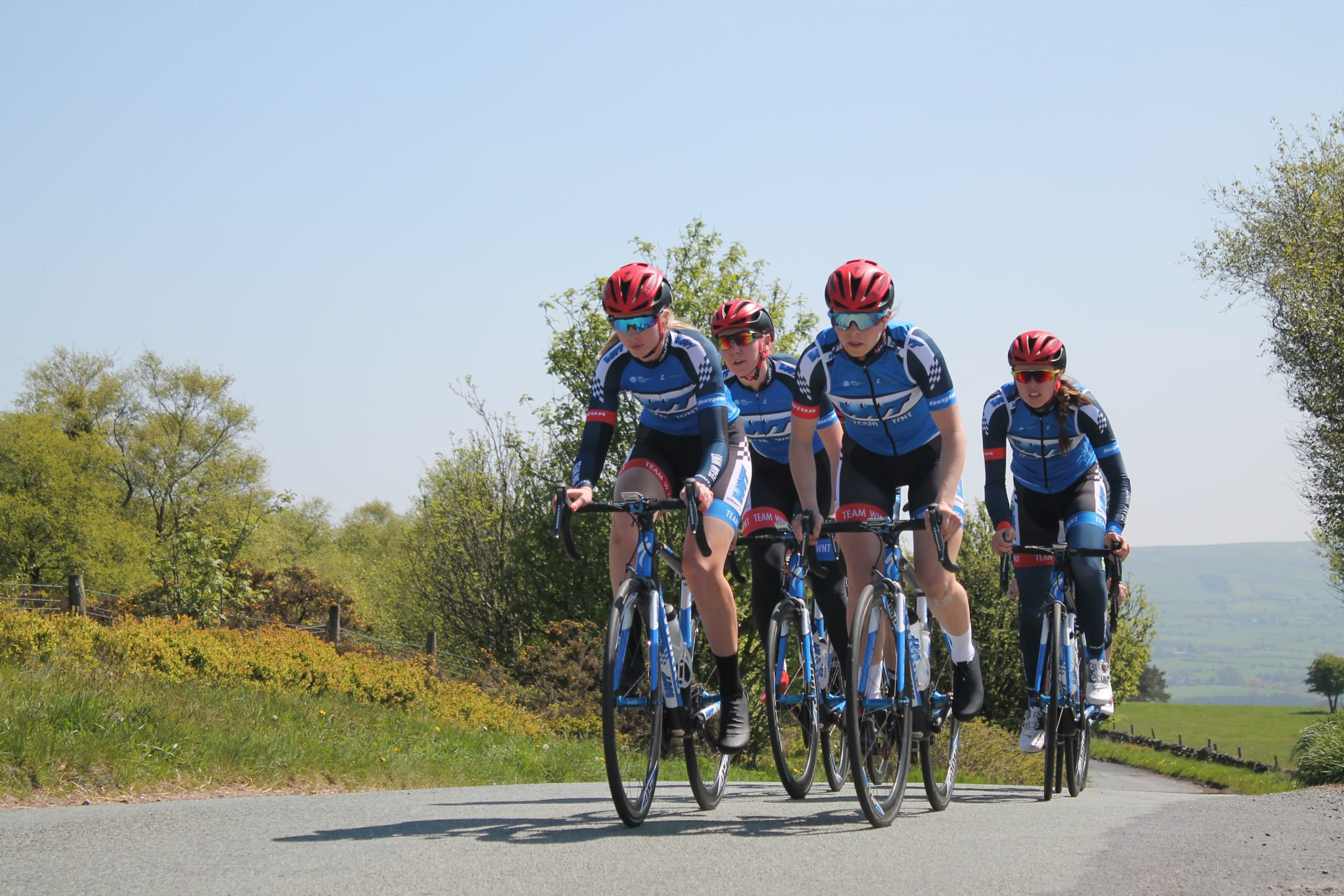 Team WNT announce line-up for OVO Energy Women's Tour debut