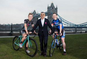 Sadiq Khan Archibald London Tower Bridge Launch