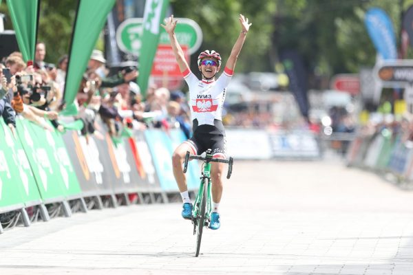 Stage 1 Kettering 2017 Niewiadoma WM3 Pro Cycling