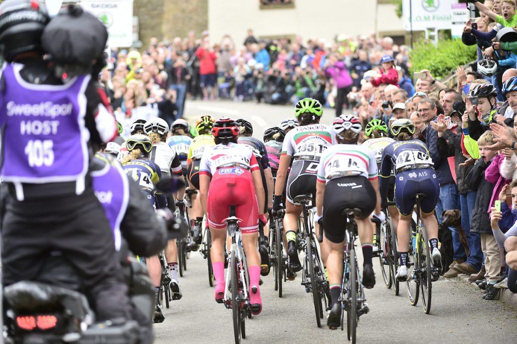 Crowds in Derbyshire