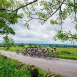 Picture Perfect - A tough day in the Staffordshire Moorelands as the lead group climb Ipstones