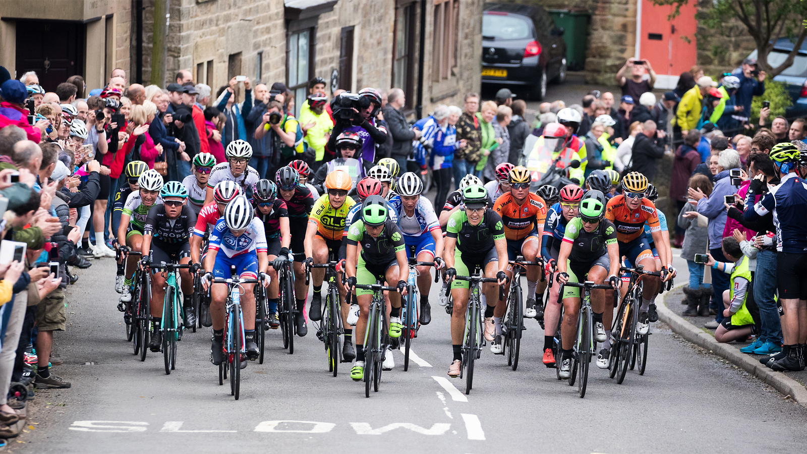 Worcestershire to welcome the OVO Energy Women's Tour