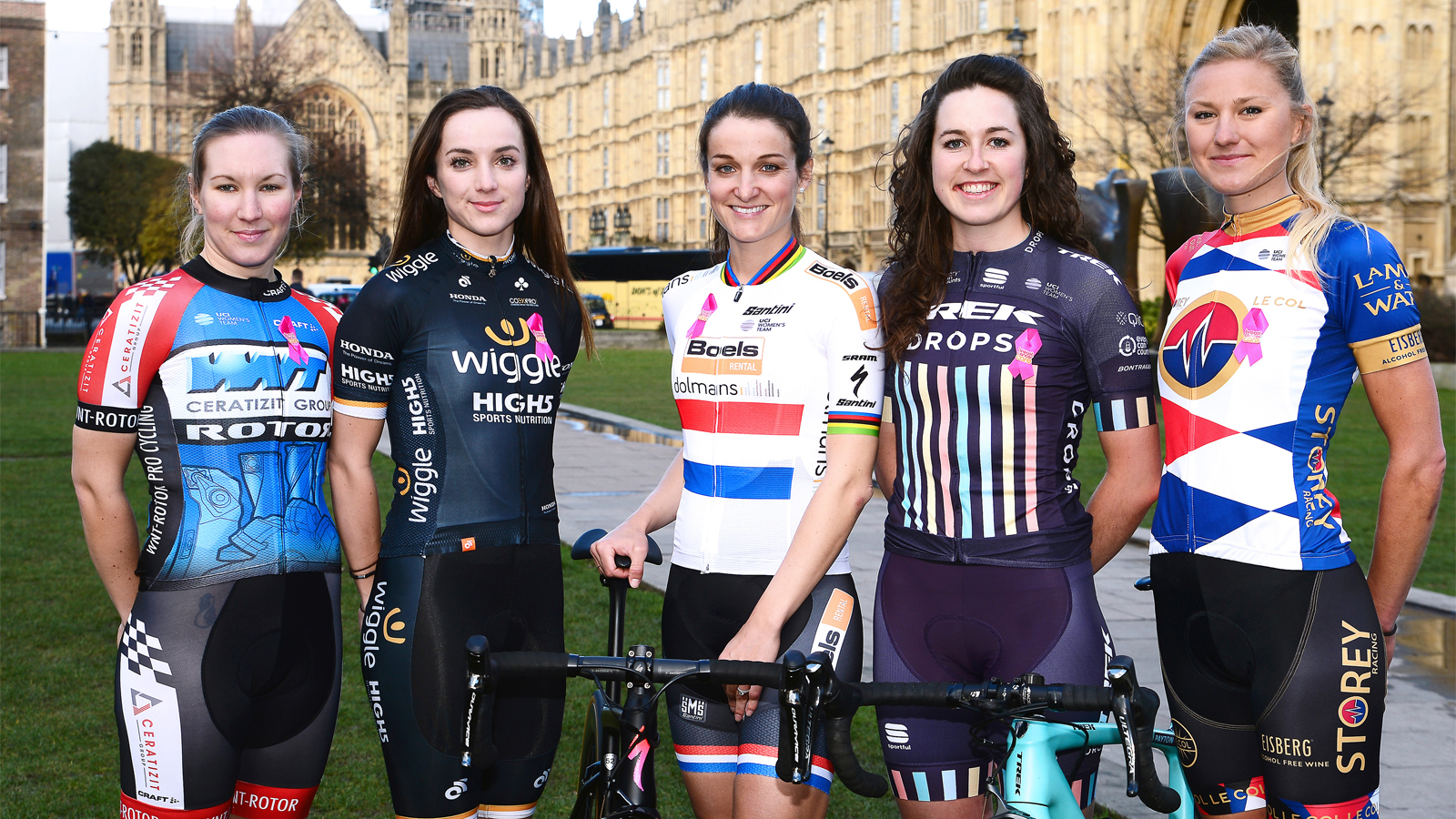 Gallery: OVO Energy Women's Tour 2018 route launch