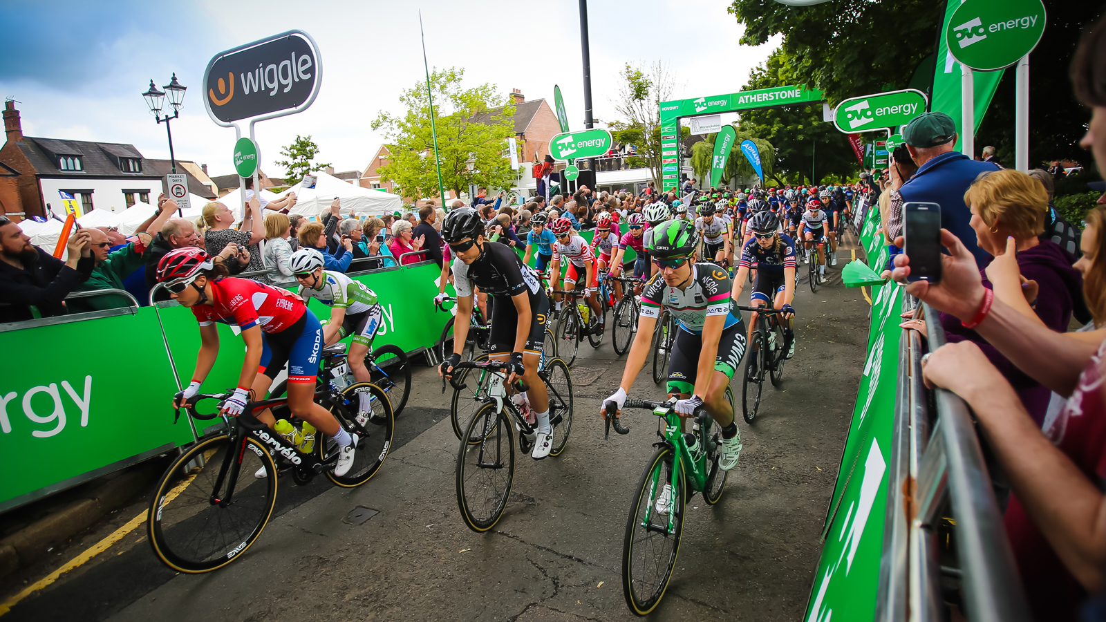 TV times confirmed for OVO Energy Women's Tour highlights