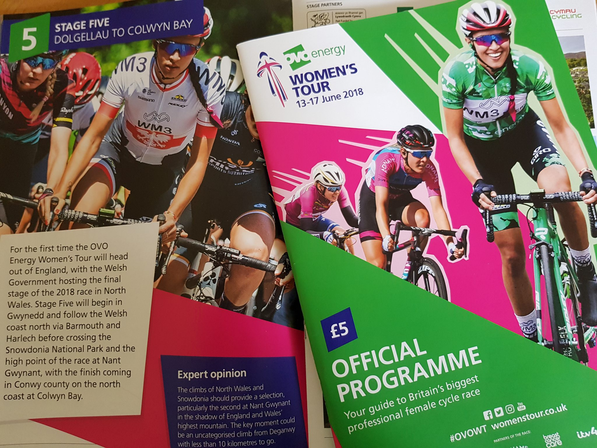 Don't miss out on your Official Race Programme